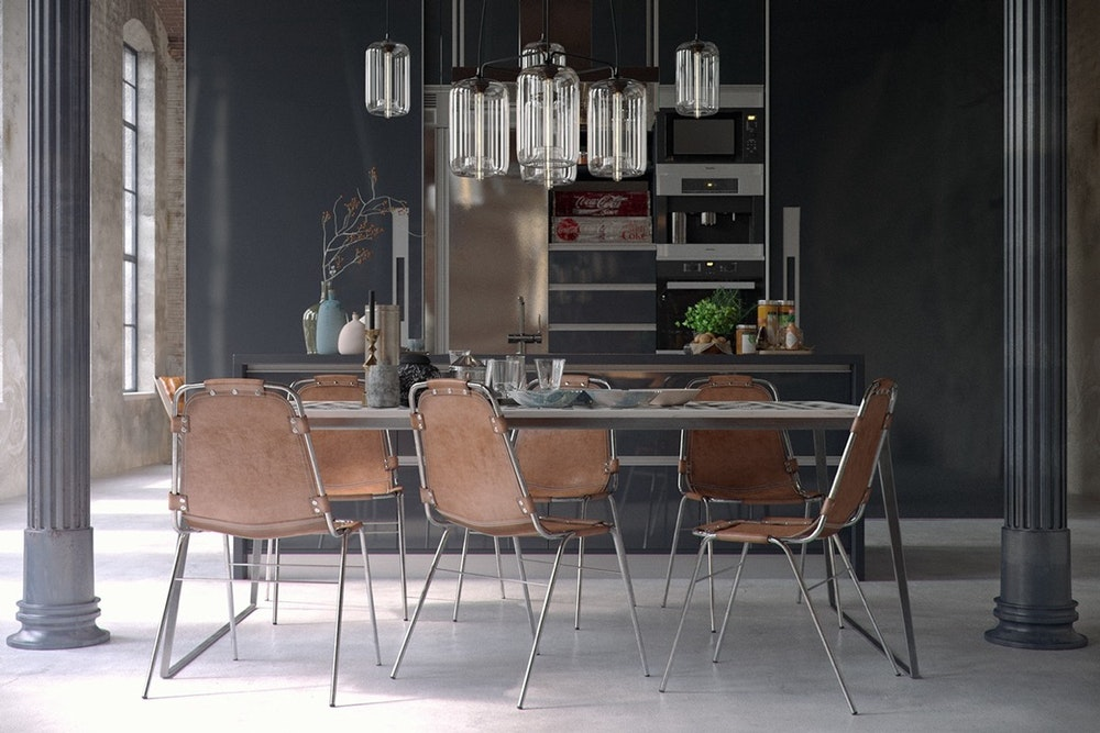 Guide to Dining Chairs Industrial