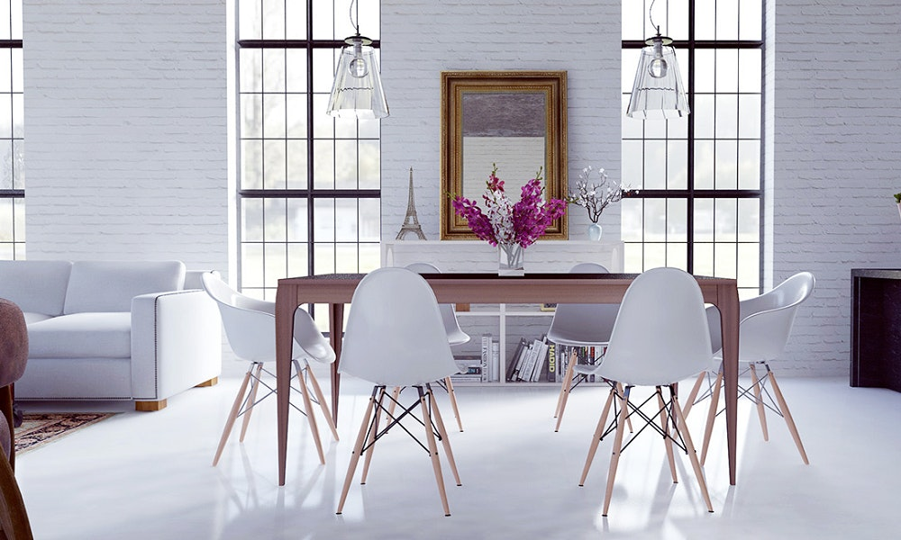 Guide to Dining Chairs Mid Century Modern